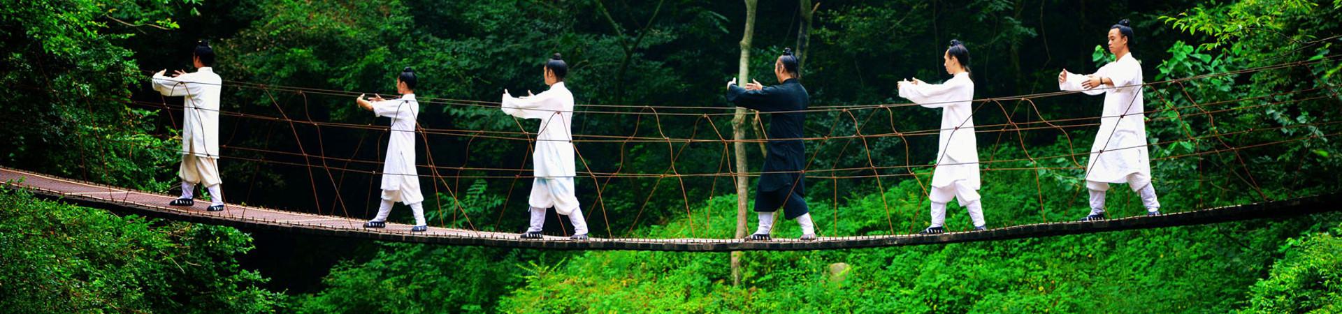 Qi Gong & Tai Chi Chuan